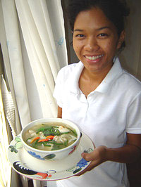 Gang Som Naw Mai Dong. Photo borrowed from http://JoysThaiFood.com.