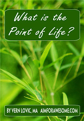 What is the Point of Life? Free ebook by Vern Lovic, MA