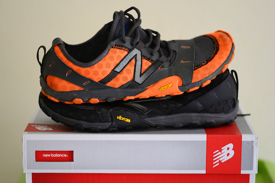 New Balance Minimus MT 10v2 Side