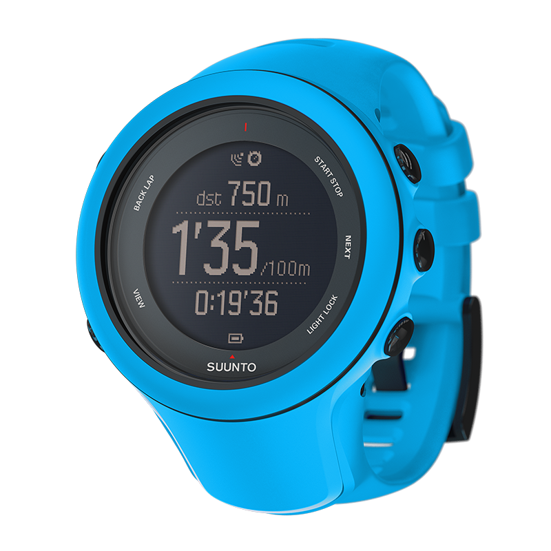Though not a fan of the blue Ambit3, I do love these watches. Whether or not I buy one depends on how much more functionality I can get with the upcoming Apple iWatch. Sept 9 is the Apple event.