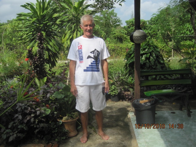 Alfred in Thailand