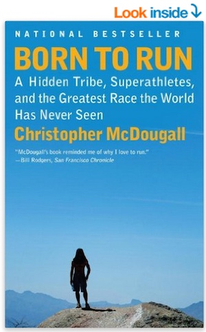 a review of christopher mcdougalls book born to run Written by christopher mcdougall, narrated by fred sanders download the app and start listening to born to run: a hidden tribe, superathletes, and the greatest race the world has never seen today - free with a 30 day trial keep your audiobook forever, even if you cancel don't love a book.